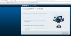 Linksys EA6700 Router Setup Start