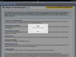 eID toepassing op iOS