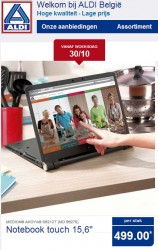 Aldi The Touch 300: Medion MD 99270 (S6212T)