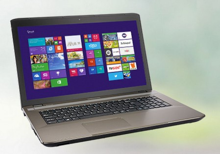 Desktop vervanger met touchscreen