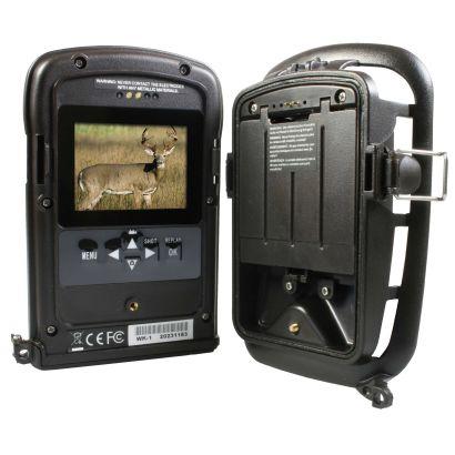 Maginon WK1 wild-bewakingscamera binnenkant