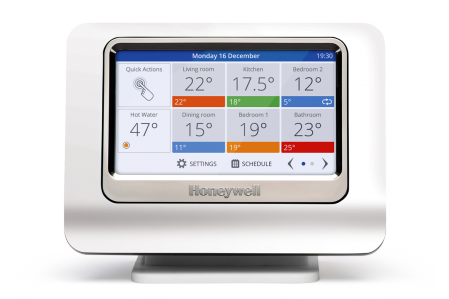 Honeywell evohome draadloze thermostaat