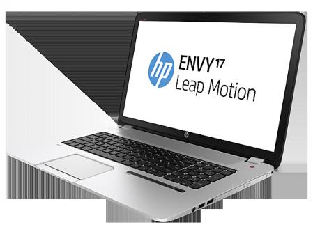 HP ENVY 17 Leap Motion Laptop