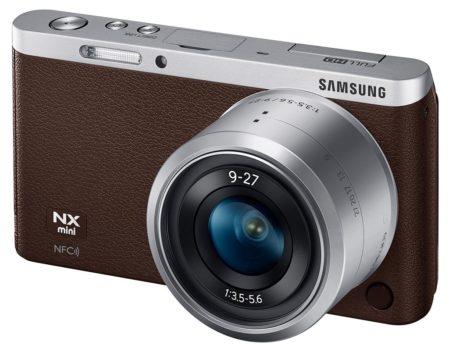 Samsung NX mini Smart-camera