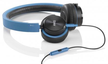 AKG Y40 Blue