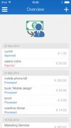 Exact Expenses app