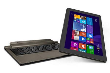 Het scherm losgemaakt – zo is het een tablet