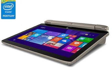 Een onhandig groot en zwaar tablet