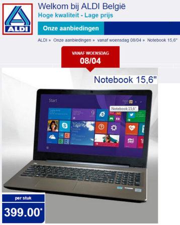 Aldi Medion Akoya MD 99540 (E6416)