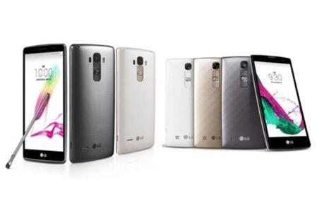 LG G4 Stylus & G4c