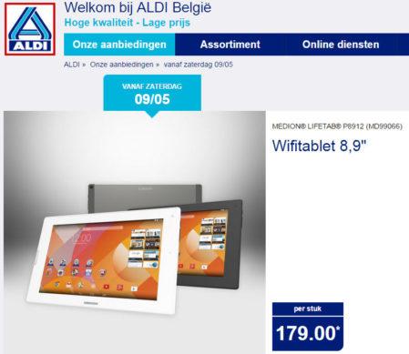 Aldi Medion Lifetab MD 99066 (P8912)