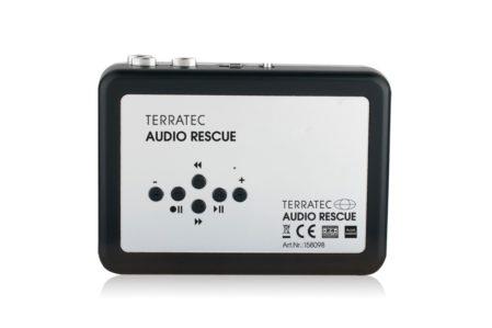 Terratec Audio Rescue achterkant