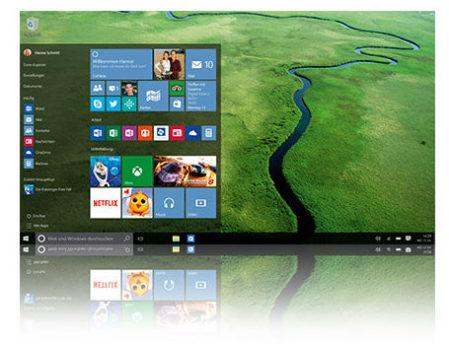Windows 10 vooraf geïnstalleerd