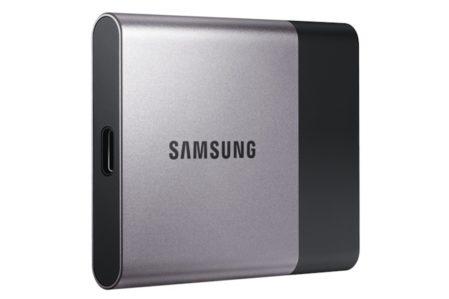 Samsung Portable T3 SSD