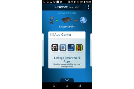 Linksys ea7500 app
