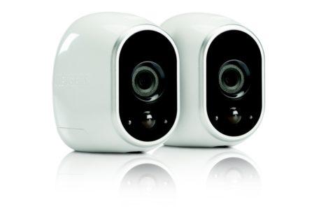 Netgear Arlo camera's