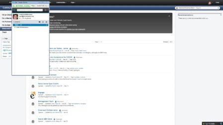 IBM Verse Chat