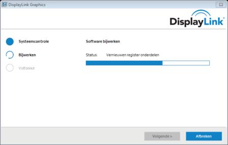 DisplayLink software Windows 7