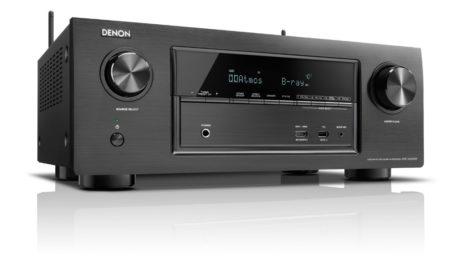 Denon AVR-X3300W AV-receiver
