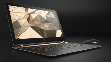 HP Spectre 13.3 laptop