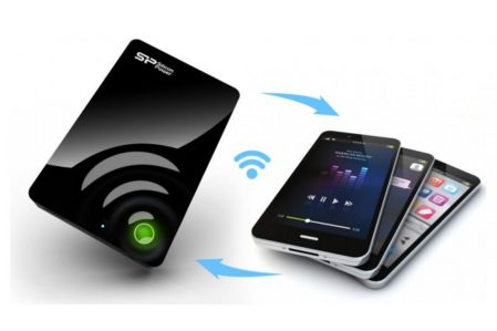 Silicon Power Sky Share Wi-Fi H10
