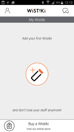 Wistiki App toevoegen