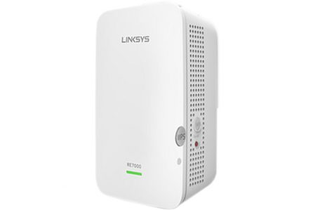 Linksys RE7000 wifi-repeater (extender)