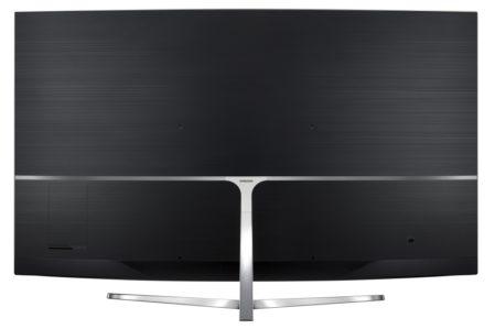 Samsung UE55KS9000 achterkant