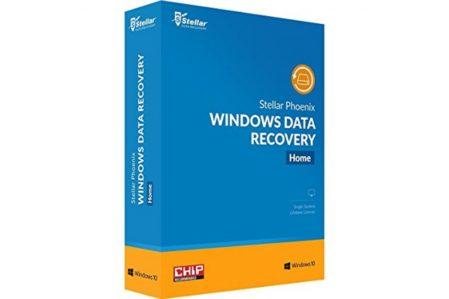 Stellar Data Recovery Home V7