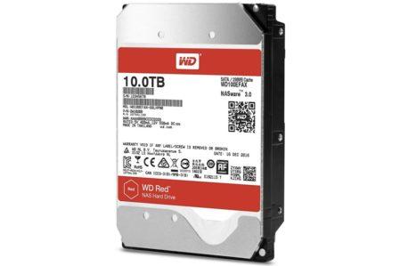 WD Red Nas Hard Drive 10TB