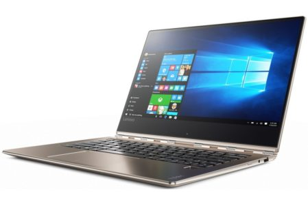 Lenovo Yoga 910 Gold