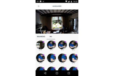 Somfy One app videogeschiedenis