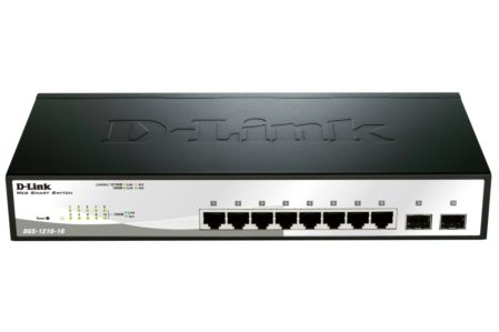 D-Link DGS-1210-10 switch