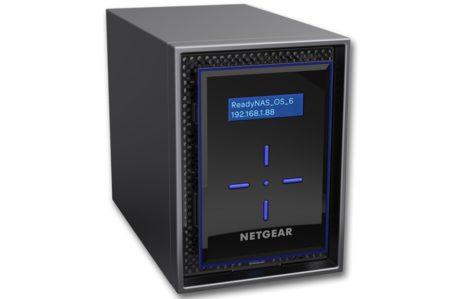 Netgear readynas rn 422 (400 serie)