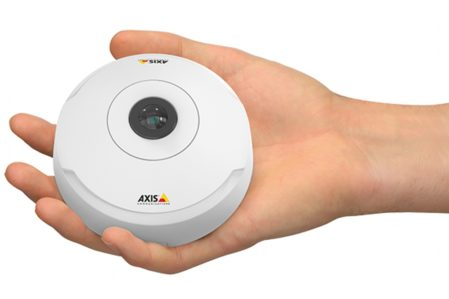 Axis Companion 360 dome ip-camera