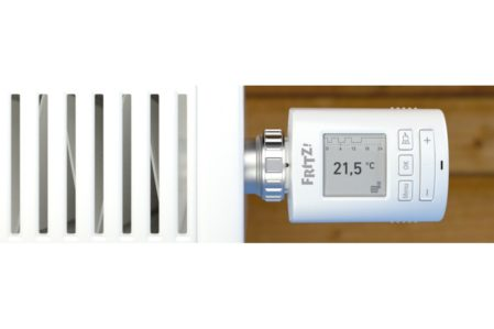 AVM Fritz!Dect 301 draadloze radiatorthermostaat
