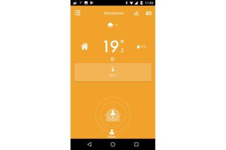 Tado Android app