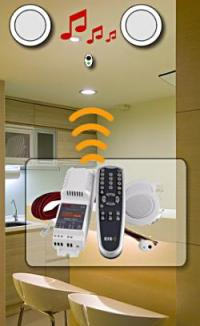 Inbouwradio voor keukens en badkamers | DISKIDEE