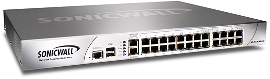 SonicWall NSA 2400MX UTM