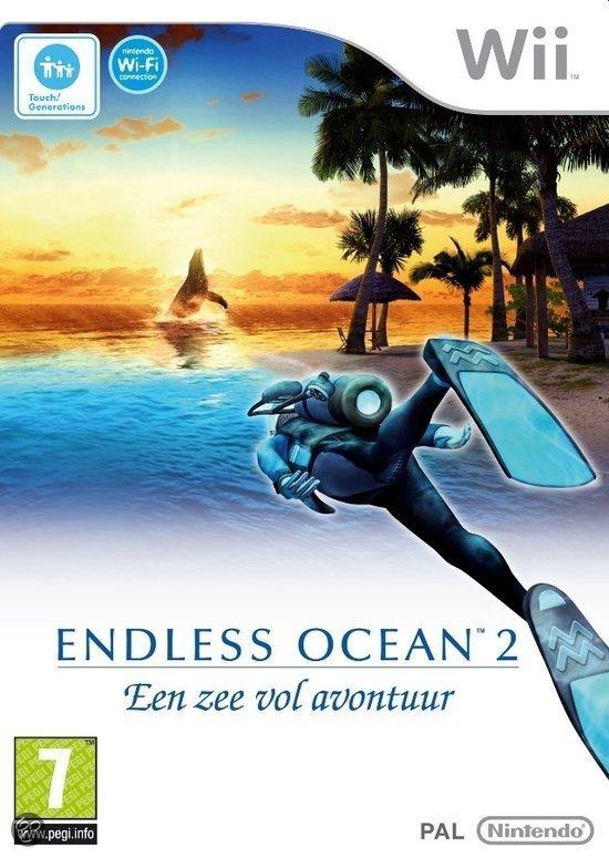 Endless Ocean 2 (Wii)
