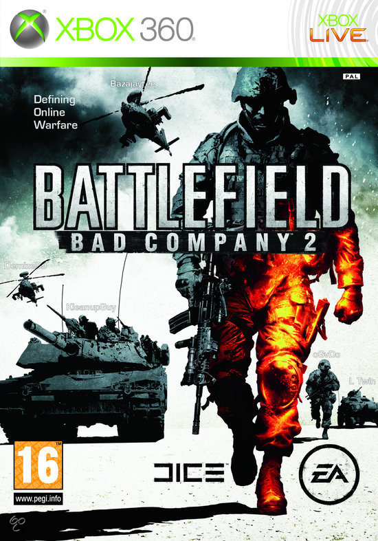 Battlefield: Bad Company 2 (Xbox360)