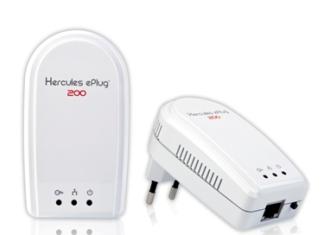 Hercules ePlug 200 Mini PLC adapter