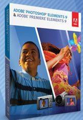 Adobe Photshop Elements 9 en Premier Eelements 9 gebundeld