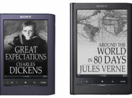 Sony Readers Pocket Edition en Touch Edition