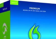 Nuance Dragon NaturallySpeaking 11 Premium