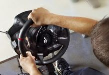 Thrustmaster T500 RS voor PlayStation 3