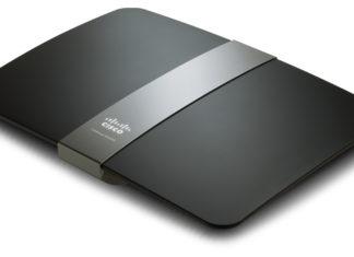 Cisco E4200 router