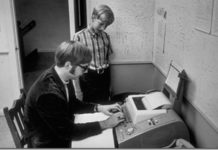 Bill Gates (13) en Paul Allen (16)