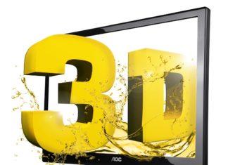 AOC e2352Phz 3D-breedbeelmonitor
