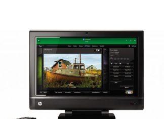 HP TouchSmart 610-1050be